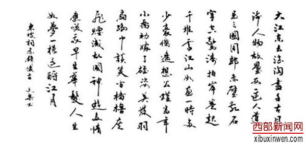 走进著名书法家赵文乐的书法人生图片